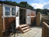 Hut and Hound Accommodation St Austell, Cornwall